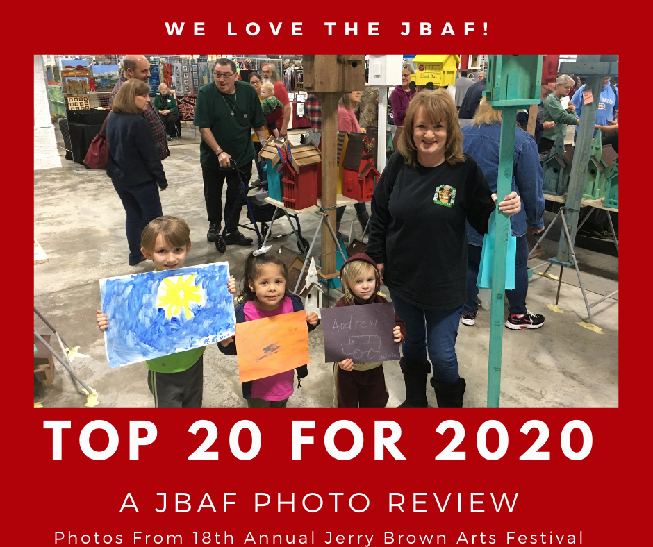 Top 20 For 2020: A JBAF Photo Review